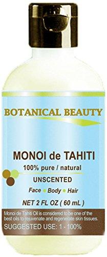 MONOI DE TAHITI Oil 100% Pure / Natural. Cold Pressed / U...
