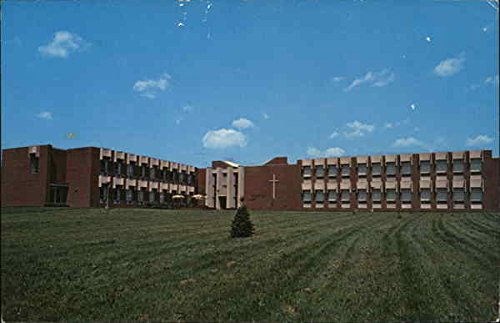 Allentown Colleges of St. Francis de Sales Center Valley, Pennsylvania Original Vintage Postcard