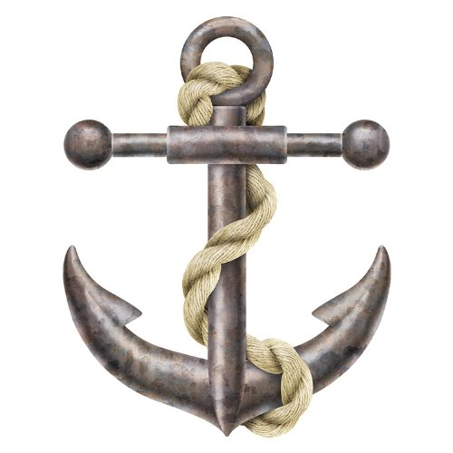 Beistle 54213 Jointed Anchor 5 Feet