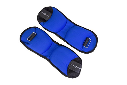 Fitness Republic Ankle Weights Pair 4 lbs