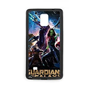 J-LV-F Guardians of the Galaxy1 Phone Case For Samsung Galaxy note 4 [Pattern-3]