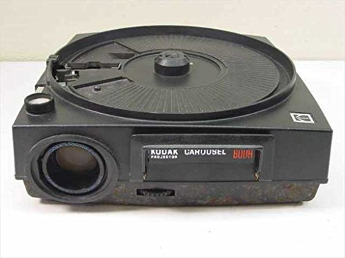Vintage 35mm Slide (Kodak Slide Projector Model 600)