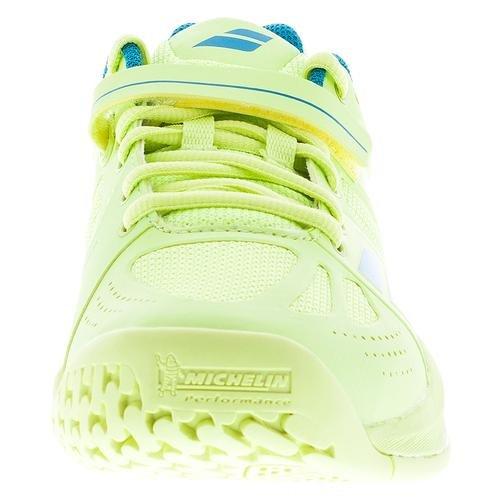 Babolat Propulse BPM textil de mujer All Court–Zapatillas de tenis Amarillo - amarillo