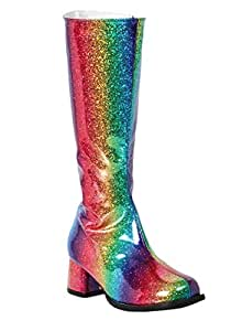 Gogo Rainbow Boots for Girls X-Small