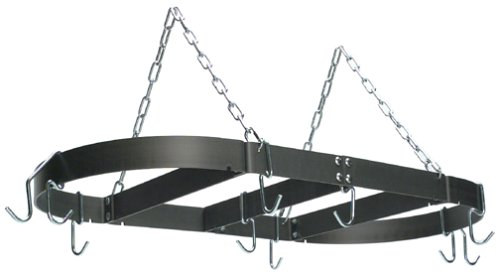 Calphalon 18-by-36-Inch Oval Pot Rack by Calphalon