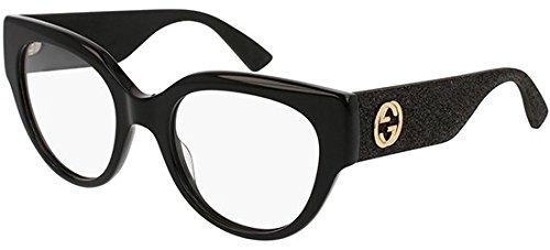 Eyeglasses Gucci GG 0103 O- 001 BLACK - Shades Eyeglasses