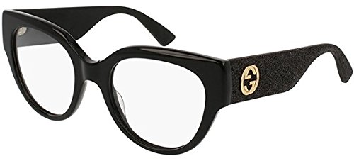 Eyeglasses Gucci GG 0103 O- 001 BLACK - Shades Eyeglass