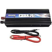 iMeshbean 2000W Car Power Inverter DC 12V To AC 110V Modified Sine Wave Converter USA