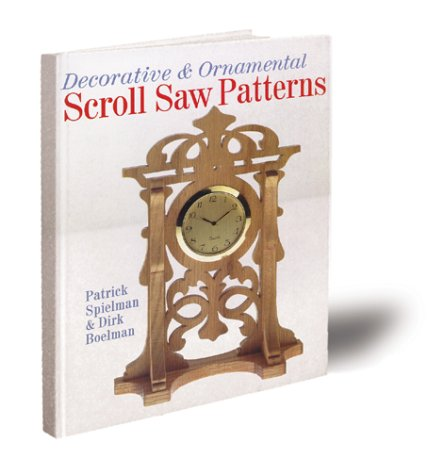 Decorative & Ornamental Scroll Saw Patterns - Ornamental Scroll