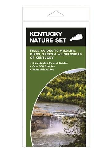 Kentucky Nature Set: Field Guides to Wildlife, Birds, Trees & Wildflowers of (Kentucky State Tree)