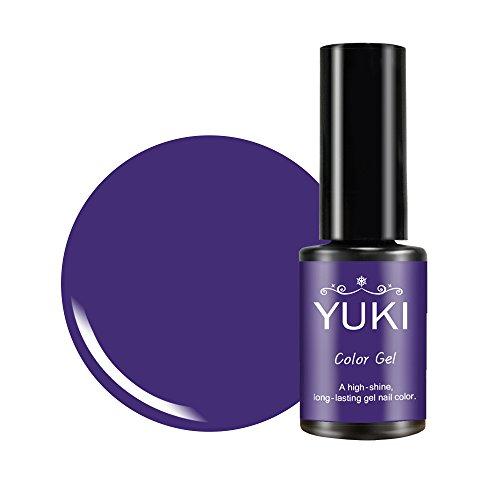 UV LED Soak off Nail Polish 220 Every color you can imagine 0.17oz/5ml (216 Royal Purple) ()