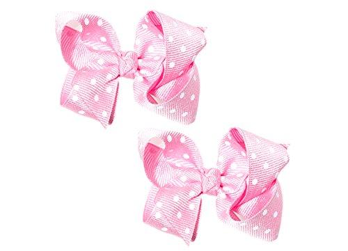 Light Pink Clip - Anna Belen Girls