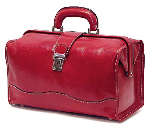 Floto Ciabatta Leather Bag in Tuscan - Designer Authentic Wholesale Handbags