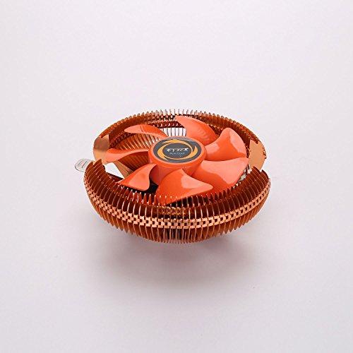 - Semoic PC CPU Cooler Cooling Fan Heatsink for Intel LGA775 1155 AMD AM2 AM3 754 CPU Cooling Fans Computer Fan Wholesale
