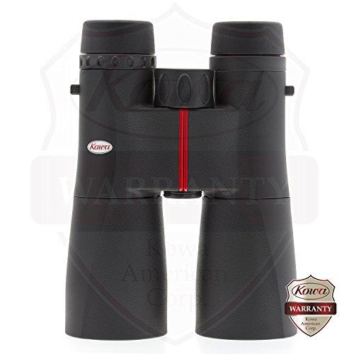 Kowa SV Series Roof Prism Binoculars, 10×50 Black