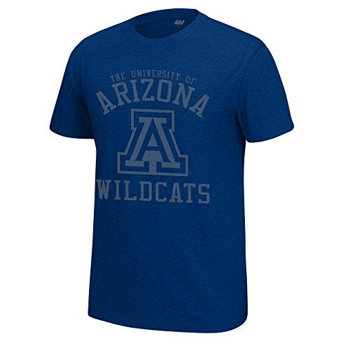 NCAA Arizona Wildcats Men's Major Mascot Staple Tee, X-Large, (Arizona State Wildcats)