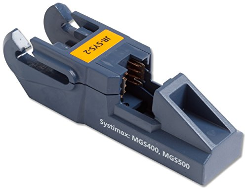 Mulching Replacement (Fluke Networks JR-SYS-2-H JackRapid Replacement Blade Head for Systimax MGS400, MGS600, MFP420, MFP520)
