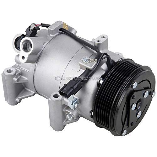 2017 Honda Civic Clutch - New AC Compressor & A/C Clutch For Honda Civic 1.5T 2016 2017 2018 - BuyAutoParts 60-04561NA New