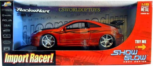 Diecast Import Cars - Toyota Celica DieCast Model Car Import Racer 1:18 Scale