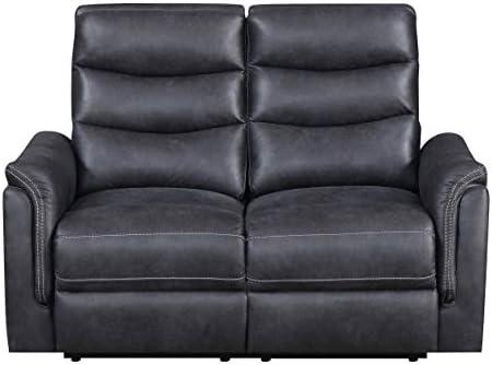 Magnificent Amazon Com Morrisofa Mny2622 2P 3000 27289 Gibb Reclining Pabps2019 Chair Design Images Pabps2019Com