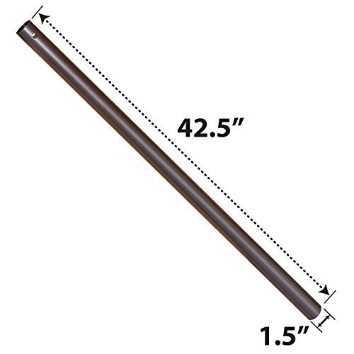 BenefitUSA Bottom Lower (42.5) Patio Umbrella Pole