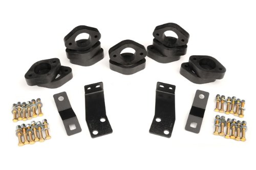 Rough Country - RC600 - 1.25-inch Body Lift Kit for Jeep: 07-18 Wrangler JK 4WD