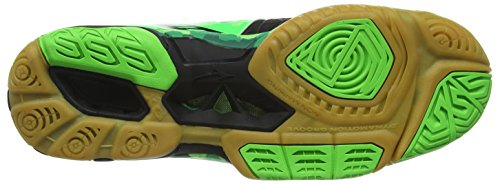 Mizuno Wave Stealth 3 Scarpe Pallamano Da Uomo Verde green neon Green white black