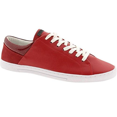 Android Homme Men's Apollo Low (red)-12.0