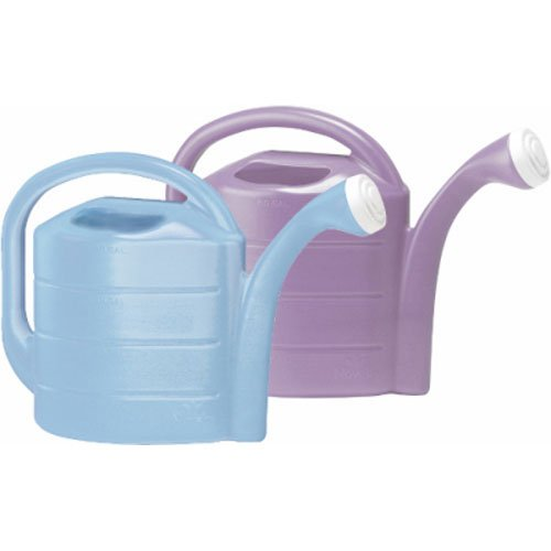 Novelty MFG 30408A Watering Can, 2-Gallon, Assorted Pastel