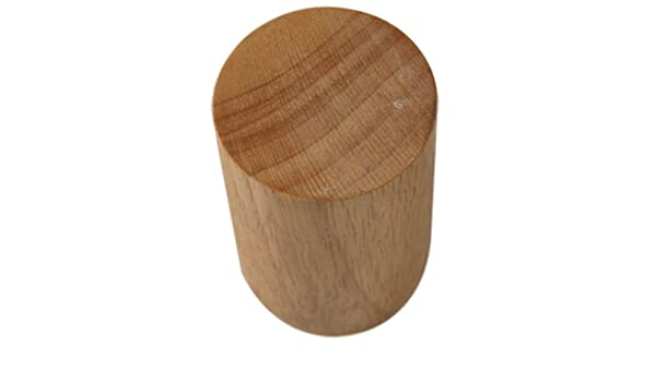 Amazon.com: SODIAL(R)Brief modern wood cylindrical ...