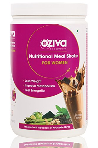 OZiva Nutritional Meal Shake for Women