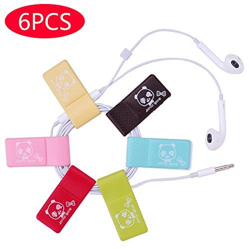 Magnetic Winder Joseche Headphones Organizer