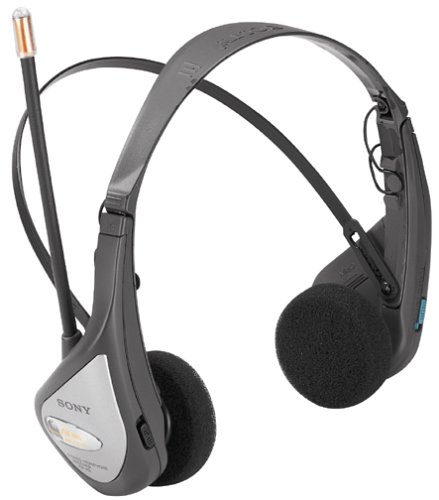 Sony SRF H3 Headphone Discontinued Manufacturer