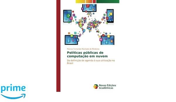 Políticas públicas de computação em nuvem: Da definição de ...