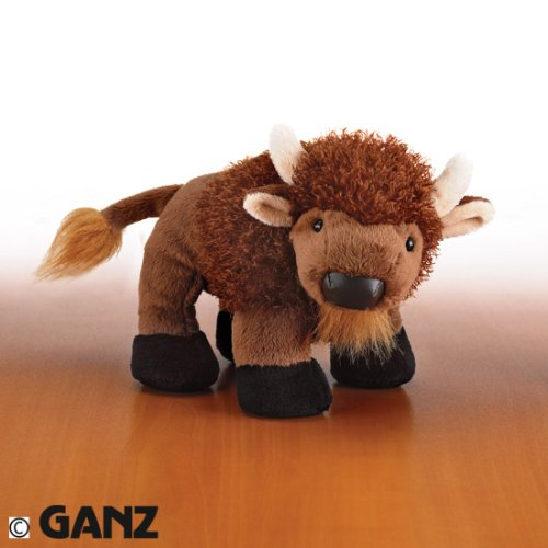 Amazon Com Webkinz American Buffalo Toys Games