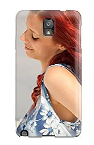 CharlesRaymondBaylor BpNZxMj15716yryrL Case For Galaxy Note 3 With Nice Ariel With Floral Top Appearance