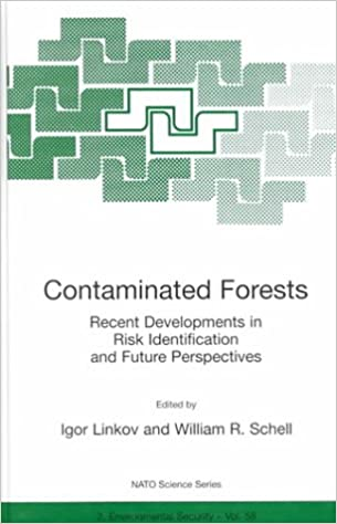 Forum télécharger ebook Contaminated Forests: Recent Developments in Risk Identification and Future Perspectives (NATO Science Partnership Sub-Series: 2:) PDF