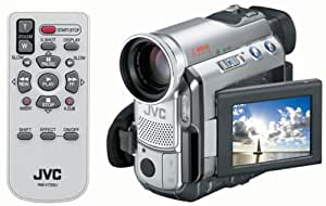 JVC GRD-Z7U 2MP MiniDV Camcorder with 10x Optical Zoom