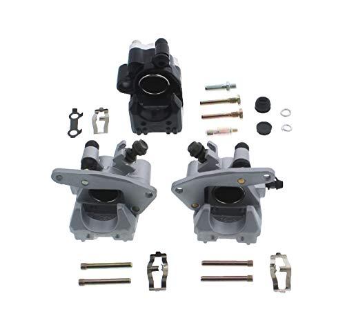 Race Driven OEM Replacement Front & Rear Brake Calipers Honda TRX300EX TRX400EX TRX400X 2X4 300 400