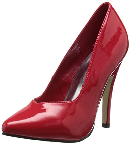 Shoes Dress Pump Patent 8220 Ellie Women's Red fq8Aq