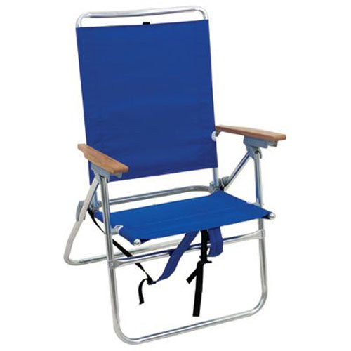 Rio Brands SC642BP-TS Hi Boy Beach Chair