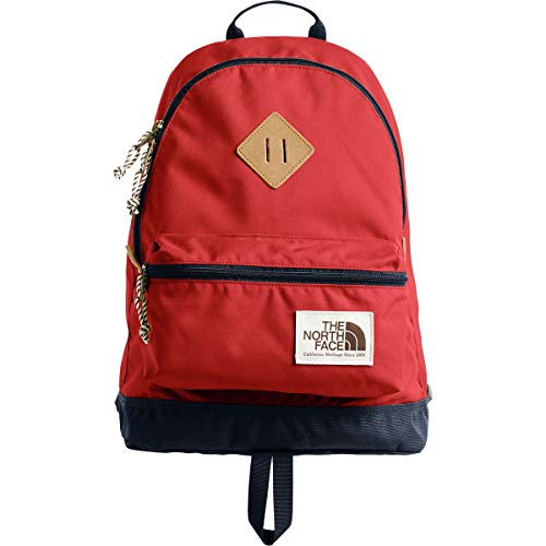 (The North Face Mini Berkeley Backpack (Bossa Nova Red/Conquer Blue))