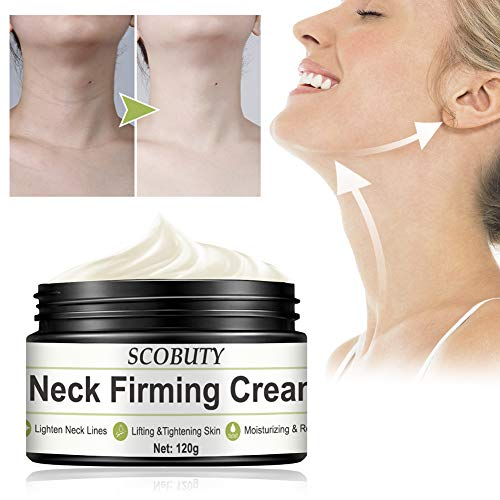 416TRhqRCnL - Neck Firming Cream,Neck Tightening Cream,Neck Cream,Neck Moisturizer Cream,Anti Wrinkle Anti Aging Neck Lifting Cream for Neck Décolleté Double Chin Turkey Neck Saggings Crepe