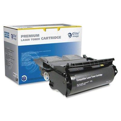 Elite Image Remanufactured Lexmark 12A6835 Toner Cartridge - Black - Laser - 20000 Page - 1 Each 12a6835 Remanufactured Toner Cartridge