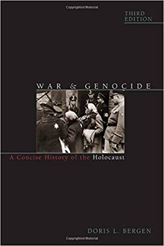 War and genocide a concise history of the holocaust critical war and genocide a concise history of the holocaust critical issues in world and international history doris l bergen 9781442242289 amazon books fandeluxe Images