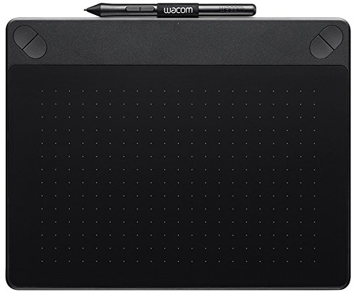 Wacom CTH-690CK-S Intuos Tablett (Touch M Studio Paint PRO & Anime Studio)