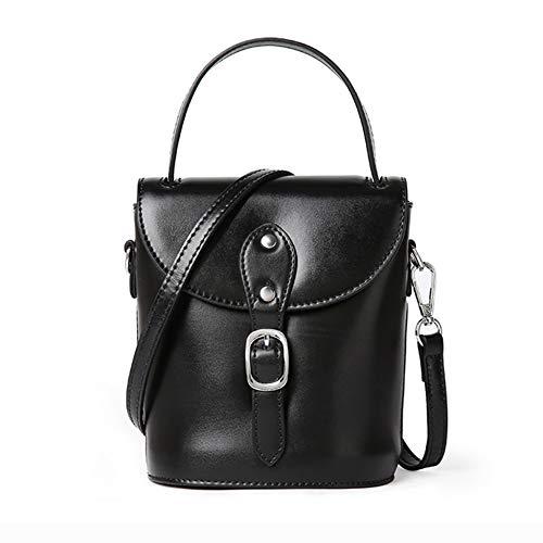 Sac Dos 17 à 18 Femme à Mode Black Sac Travel à Sac Porté Cuir Bag Dos 5cm Sacs Bandoulière 10 A Cartable Sac Sac Epaule Main fAznw1Tq5
