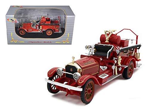1921 American Lafrance Fire Truck [Signature 32371],  F.D.N.H. , 1 32 Die Cast