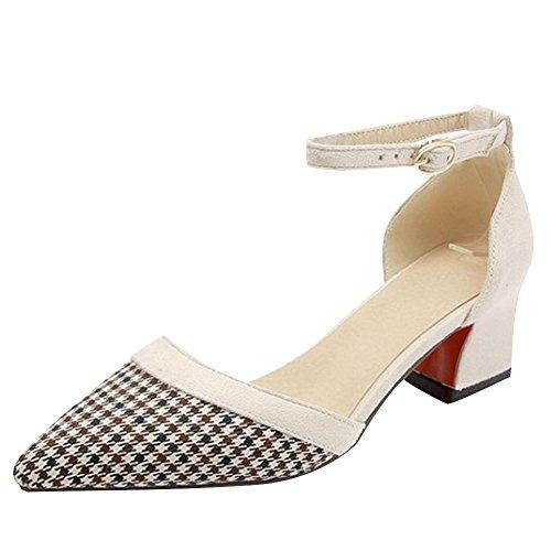 da donna nero sandalo con cinturino alla caviglia in Vernice Nera Coccodrillo