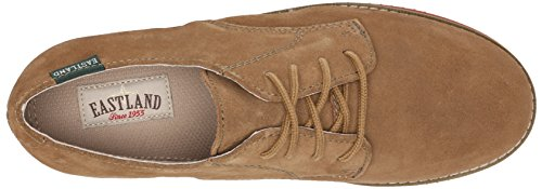 Eastland Women's Buck Taupe Suede sale extremely f0ZVwa